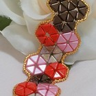 Exclusief schema Puca - Patchwork Bracelet