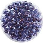 Matubo Superduo - Luster amethyst transparant - 2/5 mm
