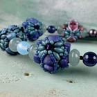 Publiek schema - Iris bead