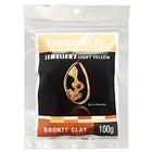 Prometheus Sterling Light Yellow Bronze Clay 100 gram