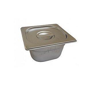 Art Clay Silver RVS bakje voor geactiveerde kool