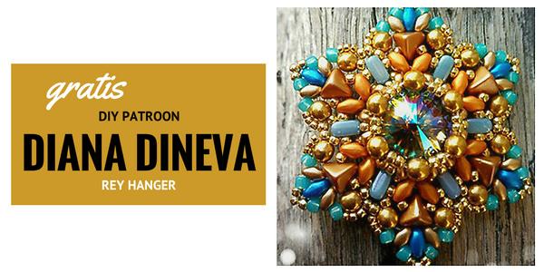 DIY project: gratis patroon Diana Dineva