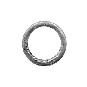 Tussenstuk ring - Zilverkleur - 35mm