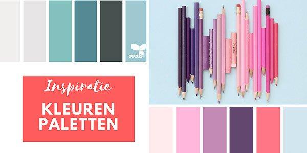 Inspiratie: Kleurenpaletten