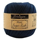 Scheepjes Maxi Sugar Rush- Haakdraad - 50gr - Marineblauw