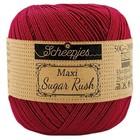 Scheepjes Maxi Sugar Rush- Haakdraad - 50gr - Framboosrood