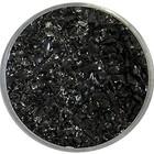 Frit - Medium - Uroboros - COE 96 - Black Iridiscerend