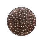 Rocailles 11/0 - Chocolat
