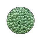 Rocailles 9/0 - Medium groen nacré