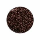 Rocailles Miyuki 15/0 - Bruin Opaque - N°409 - 15gr