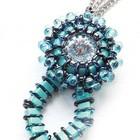 Exclusief Schema - Wild flower pendant