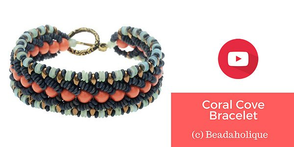 DIY video : Corel Cove Bracelet