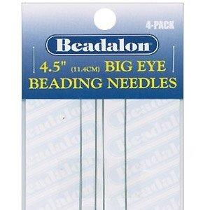 Beadalon blister met 4 splitnaalden - 11.4 cm