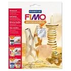 FIMO FIMO Zilverfolie - 7 velletjes - 14x14cm