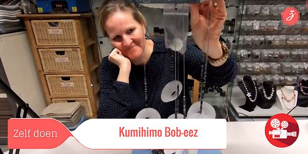 ZandstormTV - Kumihimo Bob-eez