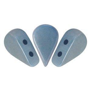 Amos Par Puca - Glas - Opaque Blue Ceramic Look