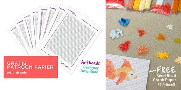 Giveaway: Afdrukbare patroon papieren