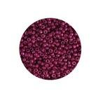 Rocailles Miyuki 15/0 - Fuchsia Opaque - 15gr - N°1465L