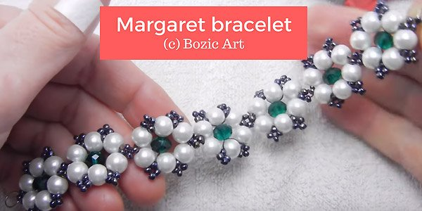 Video tutorial: Margaret bracelet