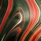 Spectrum - Fusers reserve - Groen/rood/wit Opal - COE 96 - 15x15
