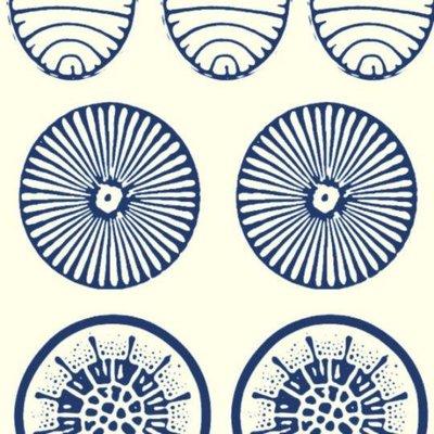 Texture Paper - Diatom Shapes
