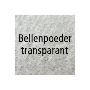 Bellenpoeder transparant - 10g