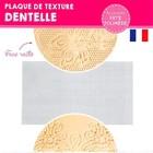 Textuurmat Flexibel - Dentelle - 2 Tekeningen