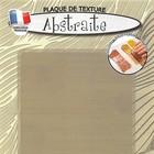 Textuurmat Flexibel - Abstraite - 12x18cm
