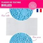 Textuurmat Flexibel - Bulles - 12x18cm