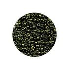 Rocailles Miyuki 8/0 - Metallic Olive - 6.5gr - (N°459)
