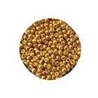 Rocailles Miyuki 15/0 - Duracoat Galvanized Gold  - 5gr -  (N° 4202)