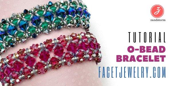 Gratis patroon - O-Bead bracelet