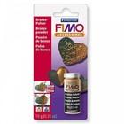 FIMO Polymeer poeder - Brons - 10g