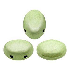 Samos Par Puca - Glas - Opaque Light Green Ceramic