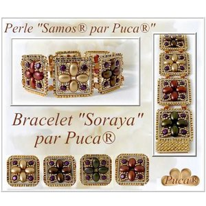 Gratis Schema Samos/Minos - Armband Soraya