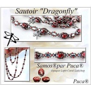 Gratis Schema Samos/Minos/Ios - Halsketting Dragonfly