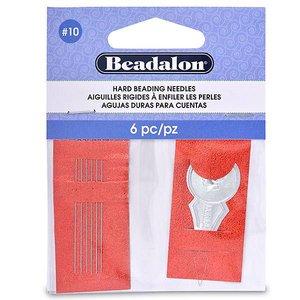 Beadalon Naaldenset - 6 Stuks - #10