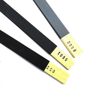 Schuurlat Rechthoekig 210mm / 280-1000-2000