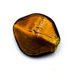 Ruit - Bruin - Murano glas - 37.50x15.4mm