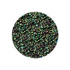 Rocailles Miyuki 15/0 - Rainbow Green Metallic - 15gr