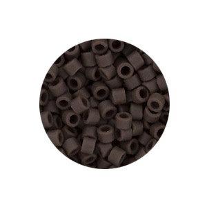 Delica 11/0 - DB1910 - Opaque Black Brown Mat - 3,2gr