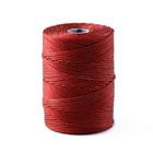 Bobijn 78.60m - Donker rood - C-lon - 0.45mm