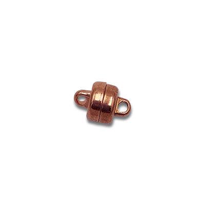 Magneetslot - Roze - Metaal - 6.8x5.3