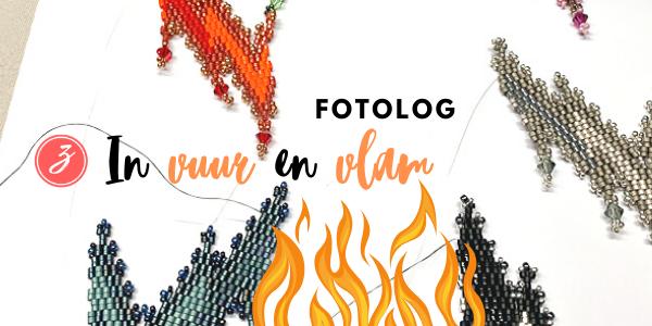 Fotolog - Halsketting In vuur en vlam