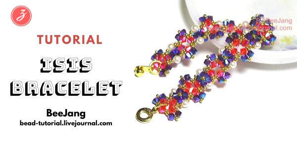 Tutorial - Isis Bracelet