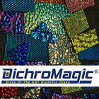 DichroMagic - Premium Dichro On Black Scrap - Thick - COE 90