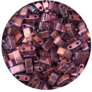 Tila 1/2 - Light Amethist Gold Luster