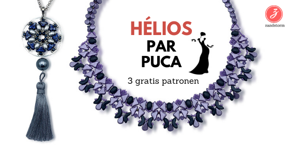 Helios par Puca - 3 gratis patronen
