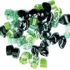 Millefiori Mix - COE90 - Green Leaves