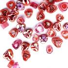 Millefiori Mix - COE90 - Pink Hearts]
